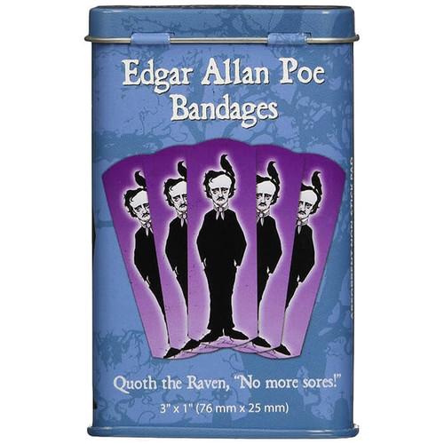 Edgar Allan Poe Bandages