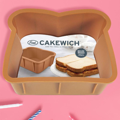 Birthday Cake Sandwich Cake Mold - Cakewich