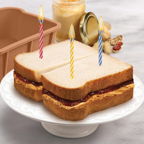 Cakewich Sandwich Cake Mold by Fred