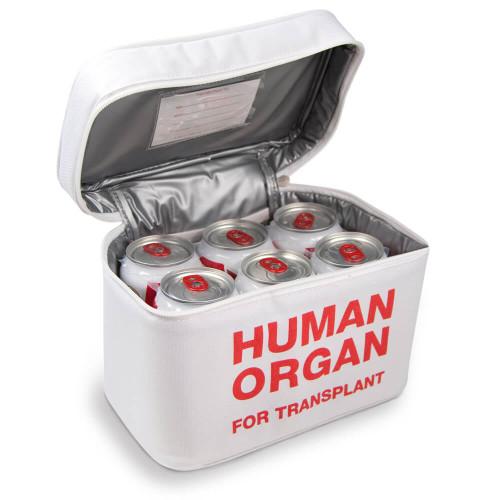 Human Organ Tote Cooler