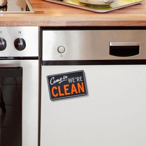 Flipside Reversible Dishwasher Sign