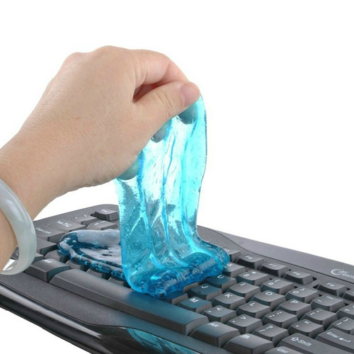 Magic Slime Reusable  Keyboard Cleaner