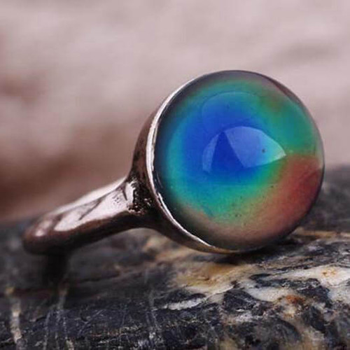 NOT YOUR GRANDMA'S MOOD RING!