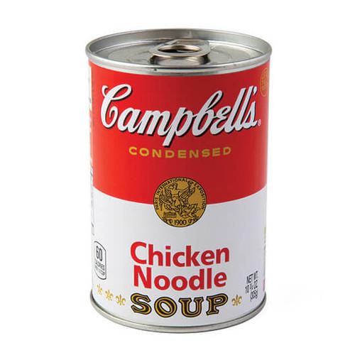 Campbell's Chicken Noodle Soup Decoy Safe