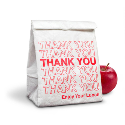 Out To Lunch Reusable Lunch Bag