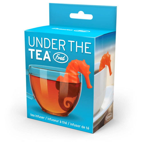 FANTASTIC GIFT FOR TEA AND SEA LOVERS