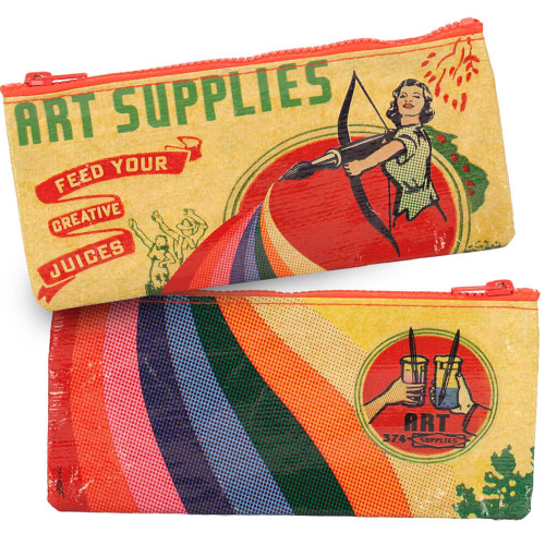 KEEP YOUR ART SUPPLIES TOGETHER WITH THIS CASE