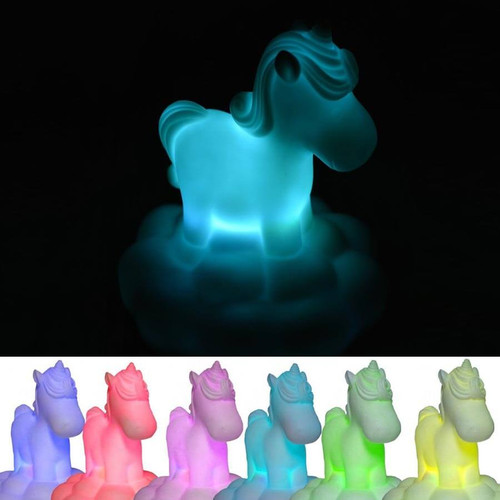 Magical Color Changing Unicorn Night Light