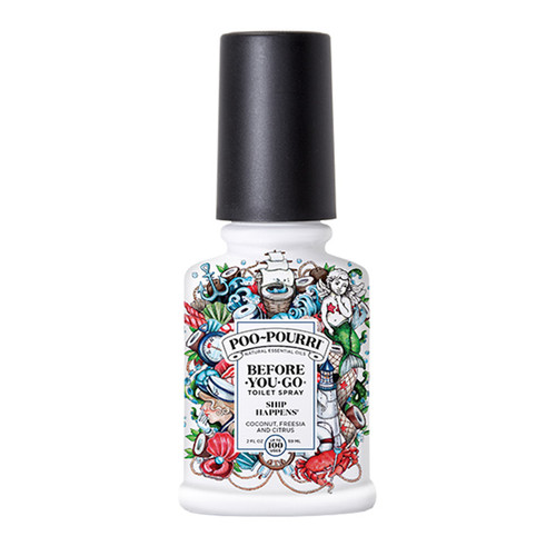 Ship Happens Poo-Pourri