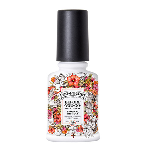Before You Go Tropical Hibiscus Poo-Pourri