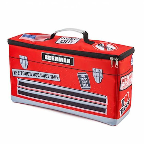 Handyman Toolbox Beverage Cooler