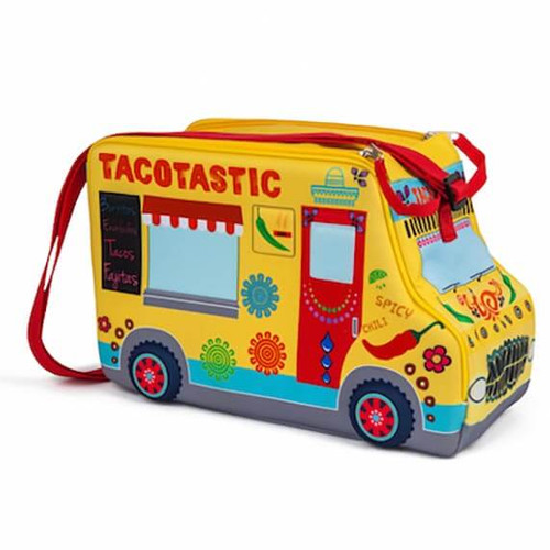 Tacotastic Taco Truck Lunch Bag