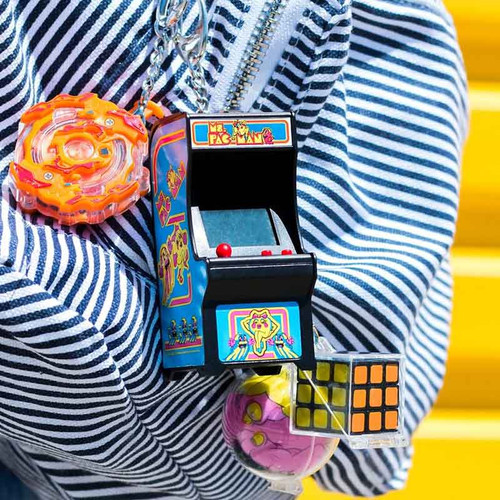 Ms. Pac-Man Tiny Arcade | Stocking Stuffer