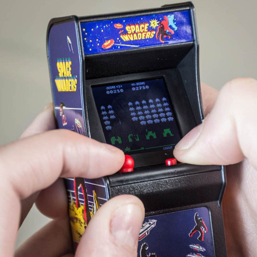 Space Invaders Tiny Arcade | Stoking Stuffer