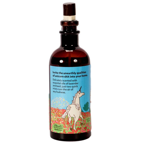 Shitting Glitter Magical Unicorn Lavatory Mist