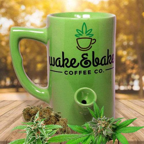 Wake and Bake Mug - Buy