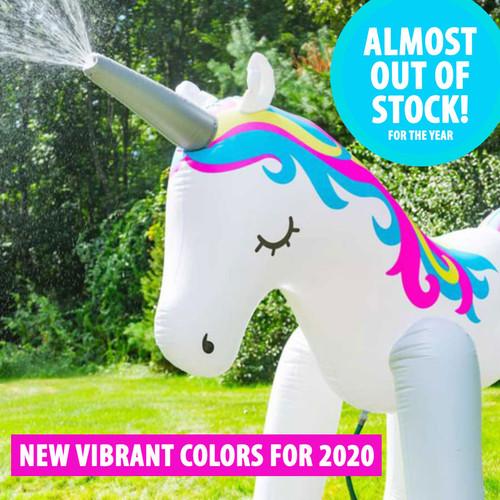 Ginormous Unicorn Yard Sprinkler - Best Price