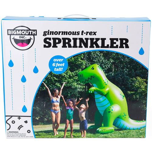 Ginormous T-Rex Dinosaur Yard Sprinkler