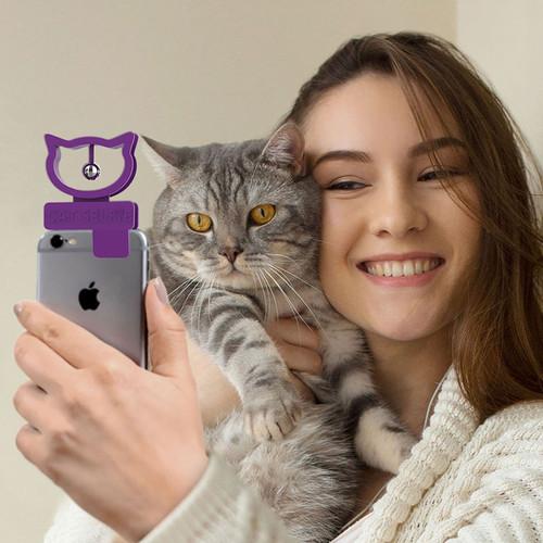 Cat Selfie Phone Accessory