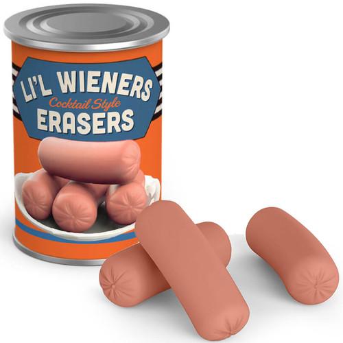 Uncanny - Cocktail Weenie Erasers
