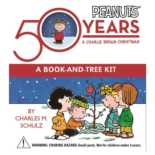 Mini Charlie Brown Christmas Tree