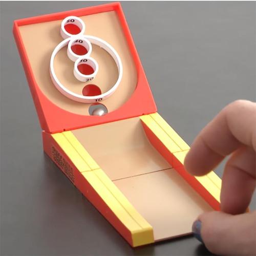 Desktop Skee-Ball Game