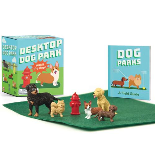 Desktop Dog Park Mini Kit