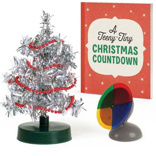 Teeny-Tiny Retro Tinsel Tree