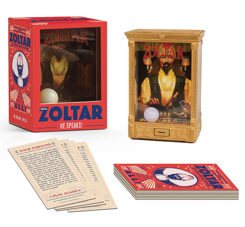 Mini Zoltar - Purchase Talking Fortune Teller
