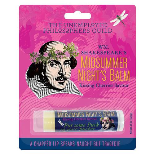 Shakespeare's Midsummers Night's Lip Balm