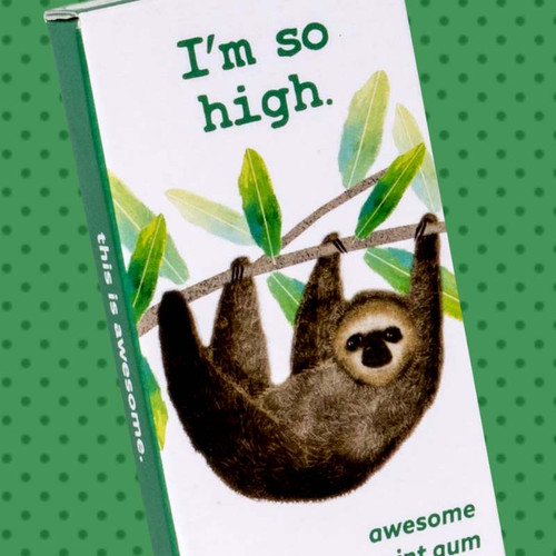 I'm So High. Blue Q Gum