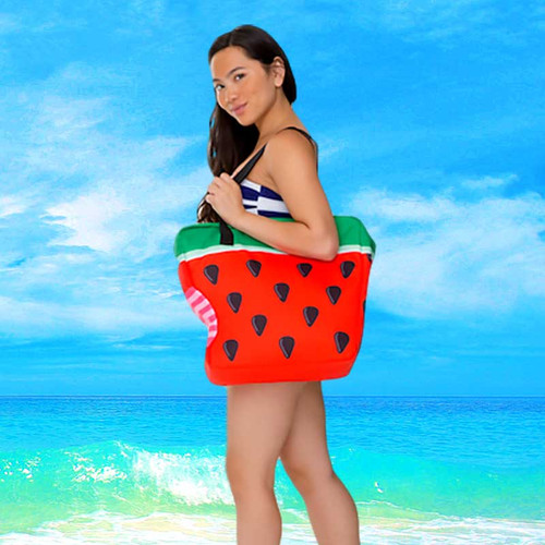 BigMouth Watermelon Beer Cooler