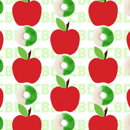 Purchase CBD Gummy Apple Rings