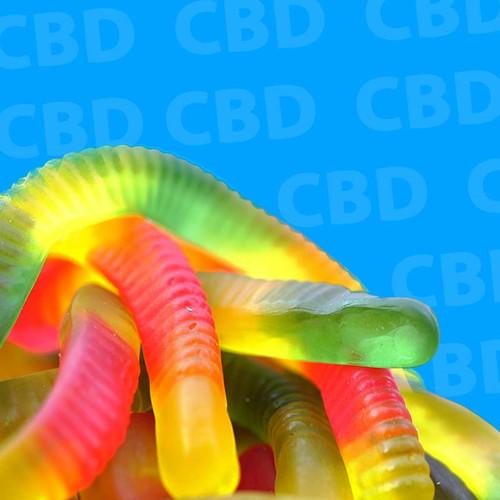 Purchase CBD Gummy Worms