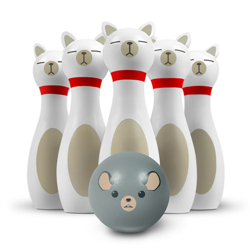 Purchase bowling Alley Cats Game