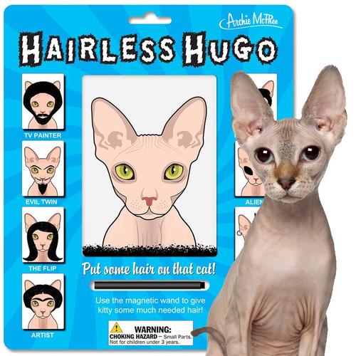 Hairless Hugo