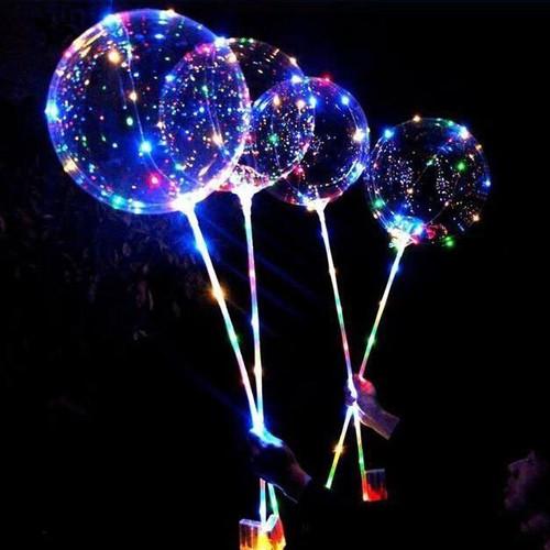 LED Light Up Bobo Balloons