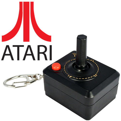 World's Coolest Atari Sound Keychain