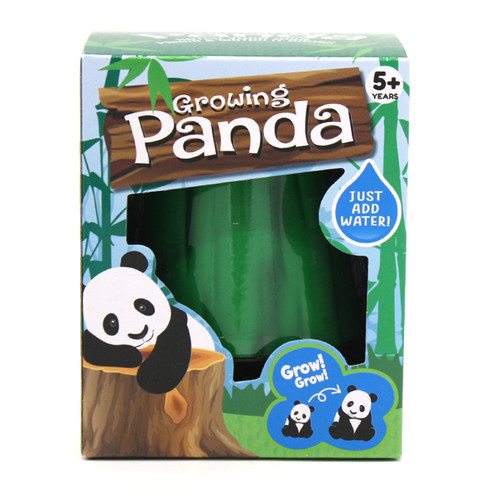 Growing Panda