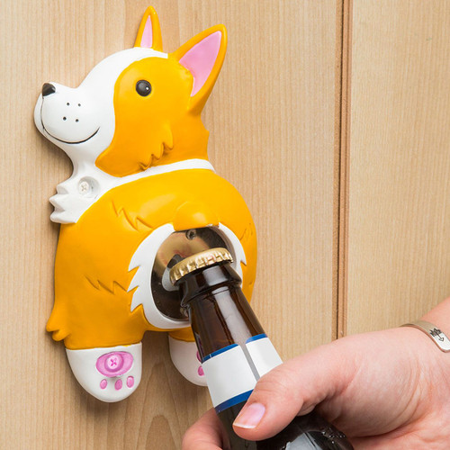 Corgi Butt Bottle Opener