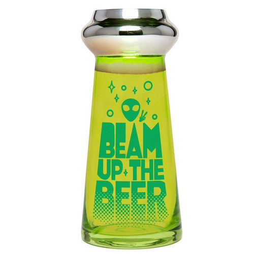 UFO Beer Glass