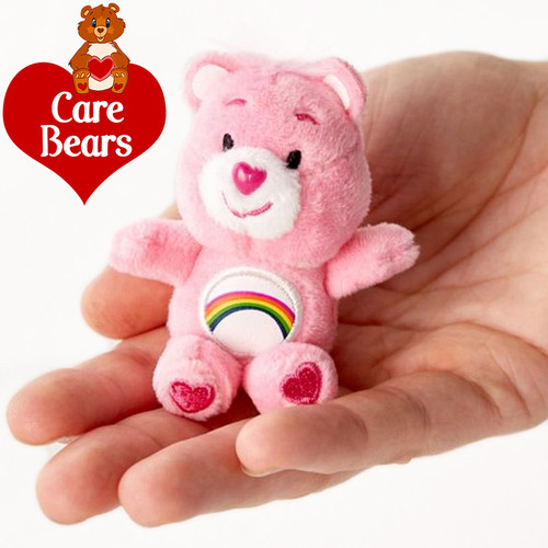 Official Worlds Smallest Care Bear  Super Impulse