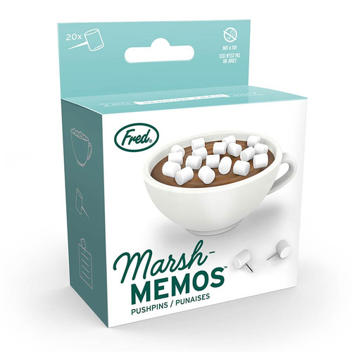 Marsh-Memos Push-Pins