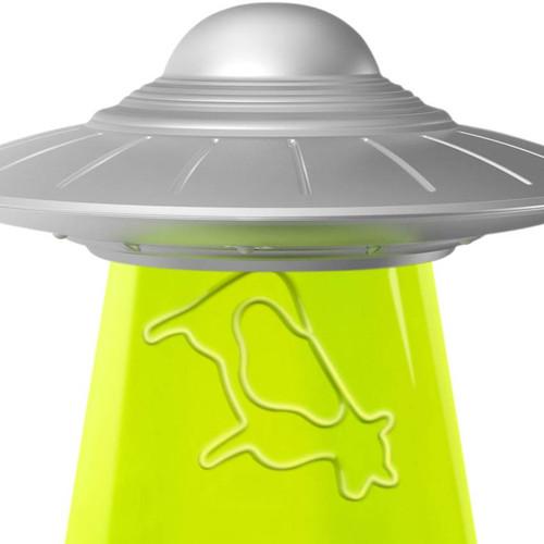Filing Saucer UFO Paper Clip Holder