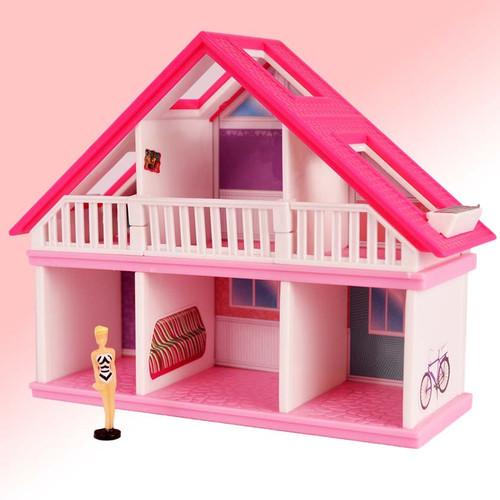 Swimsuit Barbie  Miniature Dreamhouse