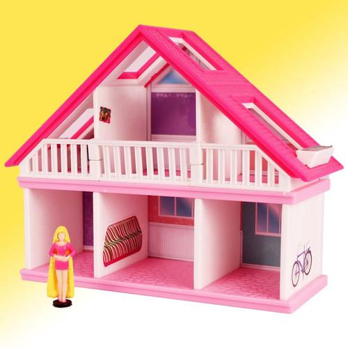 Totally Hair Barbie Miniature Dreamhouse