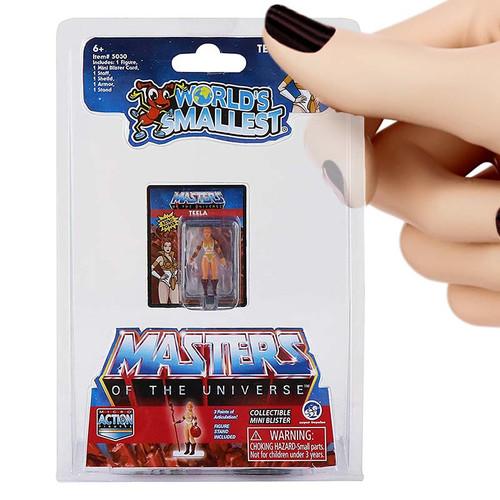 Super Impulse Teela  Micro Action Figures