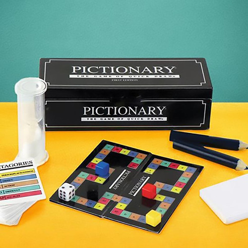 Pocket Sized Pictionary Game by Super Impulse