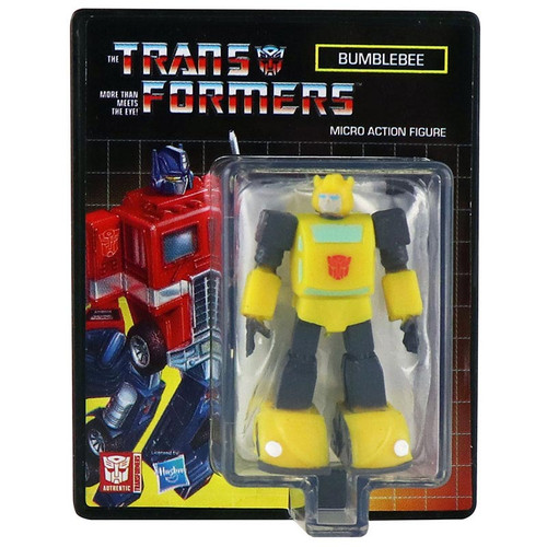 Transformers Micro Action Figures