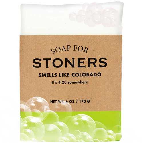 Soap for Stoners by Whiskey River